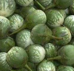 In Sri Lanka Exotisches Gemüse Finden Probieren Sie Es
